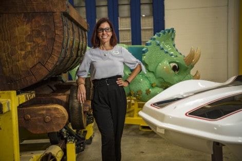 WE19 Keynote Rachel Hutter Engineers Magic at Disney