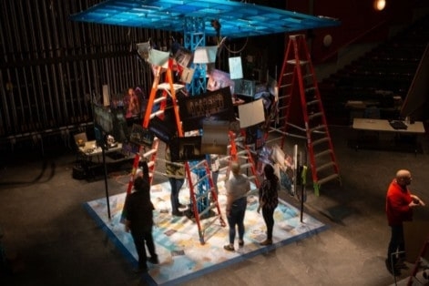 Engineering and Theatre Collide at University at Buffalo