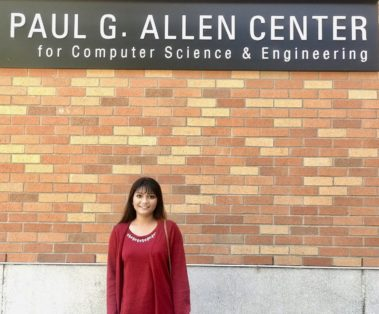 Engineering Student's Big Dreams Lie in Microchips