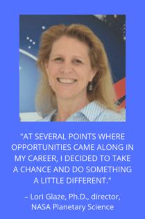 Lori Glaze NASA employee