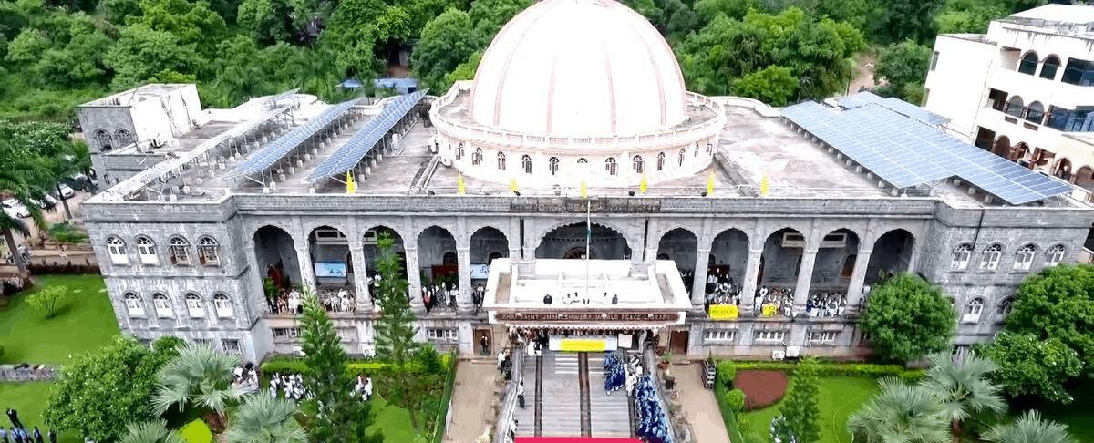 MIT World Peace University, Pune India