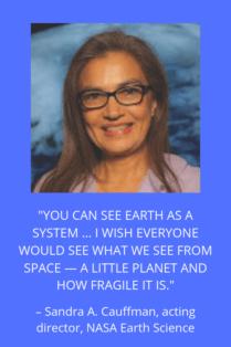 Sandra Cauffman NASA employee