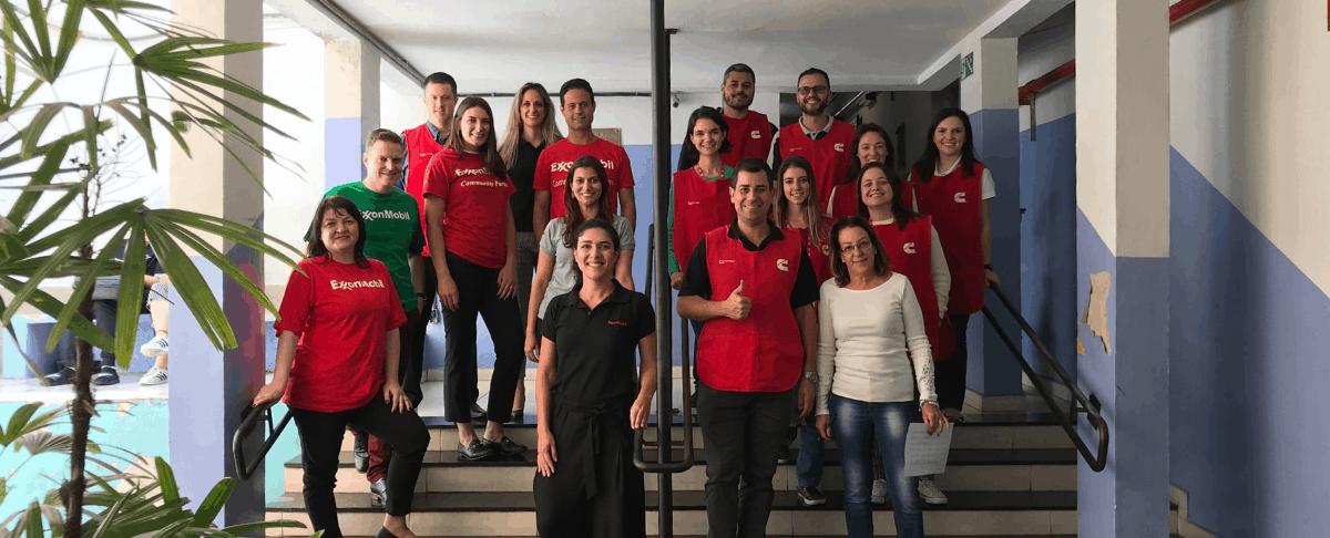 Successful Outreach Event in São Paulo, Brazil