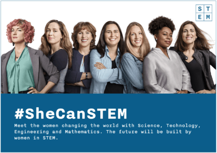 She Can STEM STEM Day