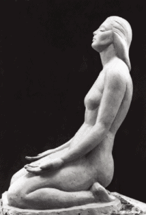 an art sculpture made by Jeanne Brodie