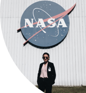 Finding Beauty—In Space and on Stage Michelle Lin