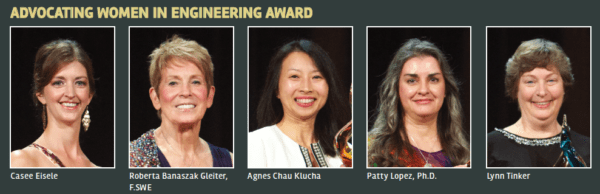Advocating Women in Engineering Award