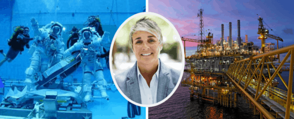 Don't Give Up on Your Dreams – Advice From Rig Engineer Virginia Moore