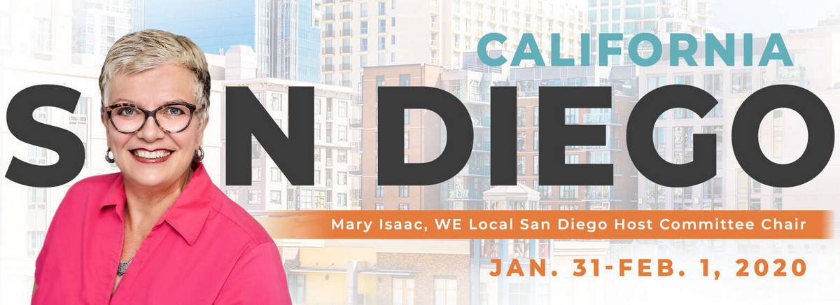 WE Local San Diego graphic
