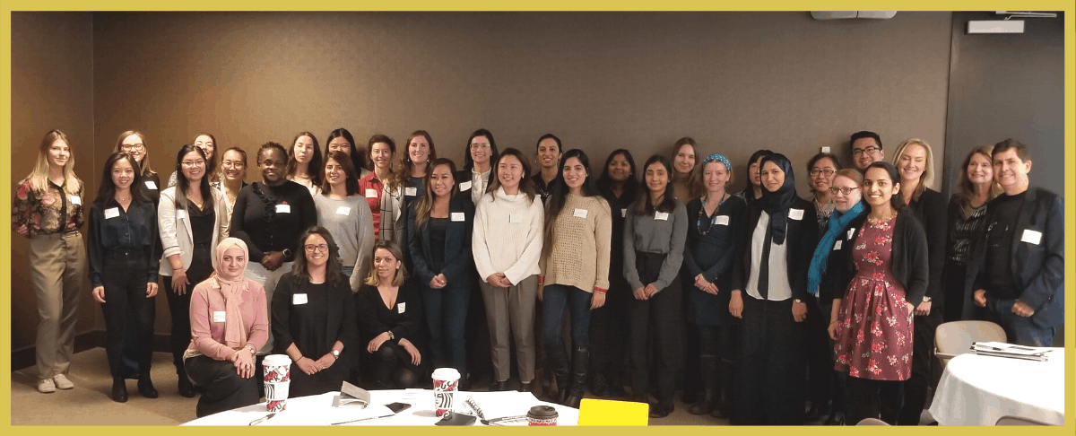 SWE Event Recap: Surviving and Thriving as a Woman Engineer