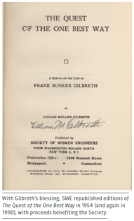 Scrapbook: Engineer, Author
