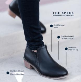 Xena Workwear boots
