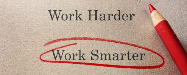 How To Work Smarter And Have More Personal Time