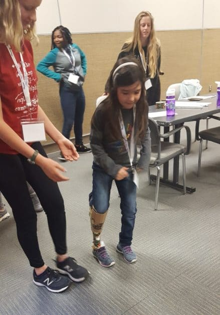 """Eastern Nc Swe Inspires Girl Scouts To """"be That Engineer!"""""""