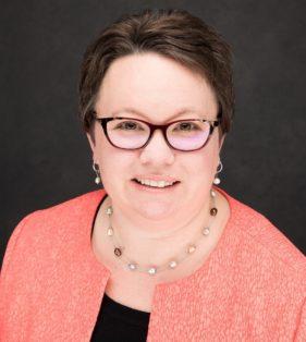 Kristine Barnes portrait