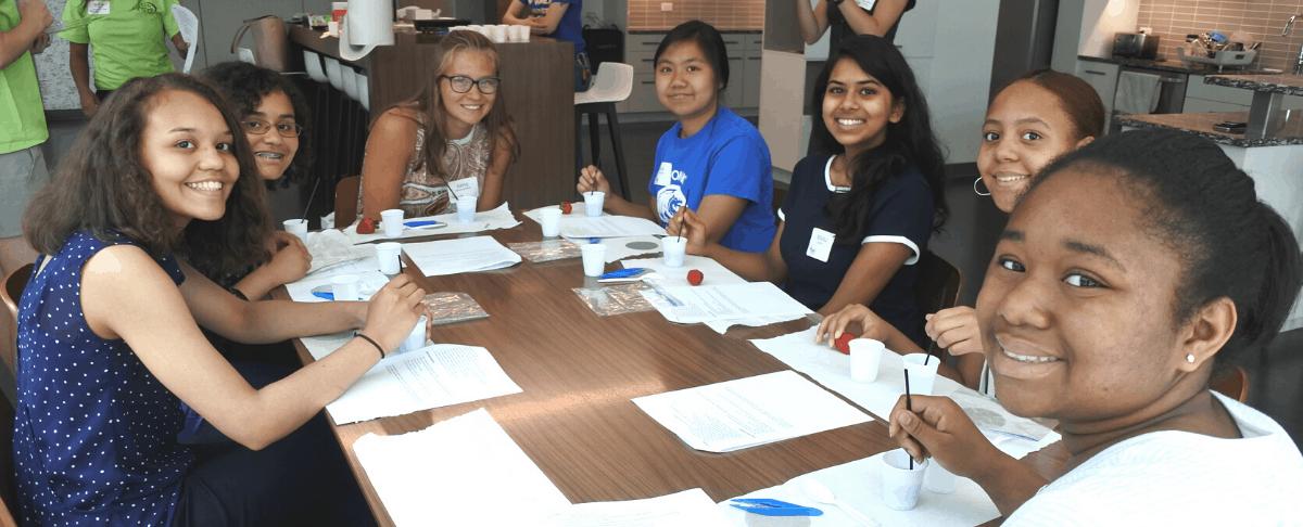 Philadelphia Outreach Event Wins Swe Award