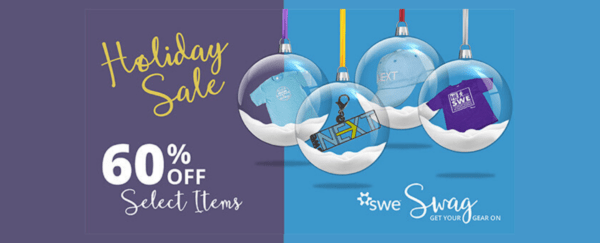 Happy New Year! Get Your Swenext Swag At 60% Off!