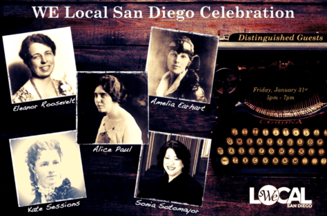 WE Local San Diego Celebration WE Local San Diego
