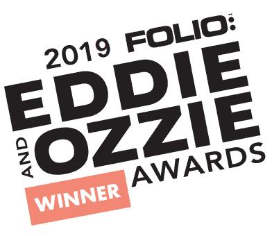<i>SWE Magazine</i> Receives FOLIO Awards FOLIO
