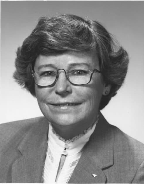 In Memoriam:<br>Mary B. McCarthy, F.SWE 1923 – 2019 Mary B. McCarthy