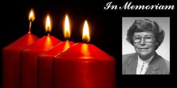 In Memoriam:<br>Mary B. McCarthy, F.SWE 1923 – 2019
