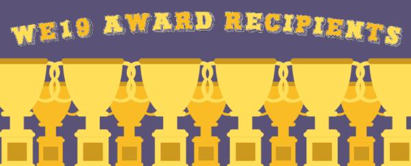 Honoring the Individual Award Recipients