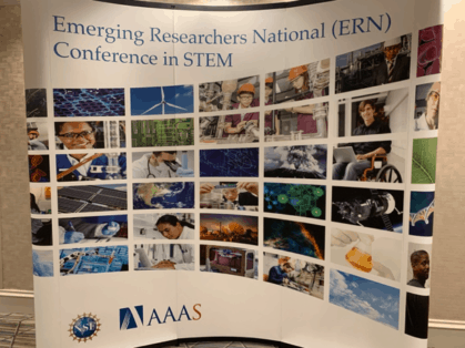 SWE's Researcher Contributions to National Conversations Convening's Held by NASA, NSF, and Emerging Researchers National (ERN) Conference in STEM