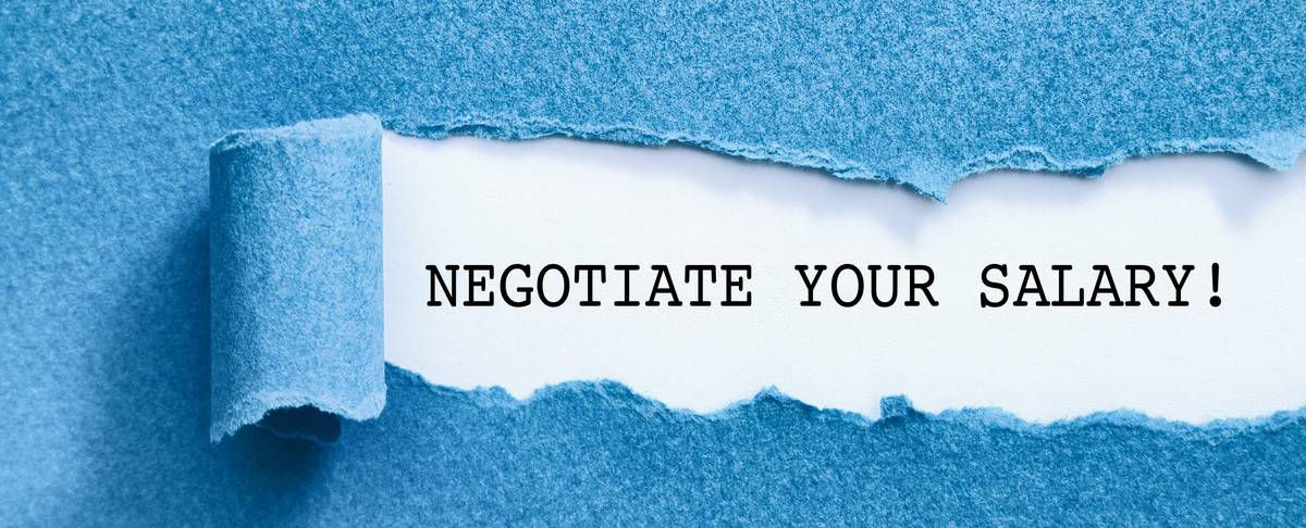 Negotiate Your Salary With Help From The Mentoring Facilitation Work Group