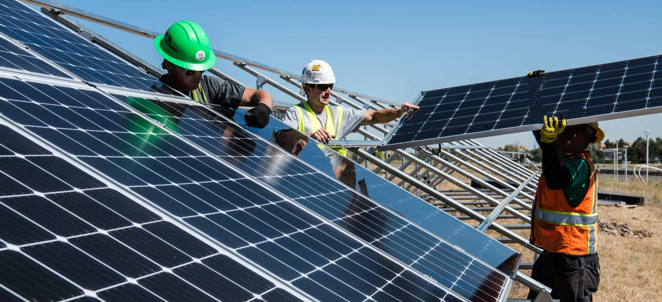 Featured image for Solar Jobs Up Nationwide and in 31 States After Two Years of Losses