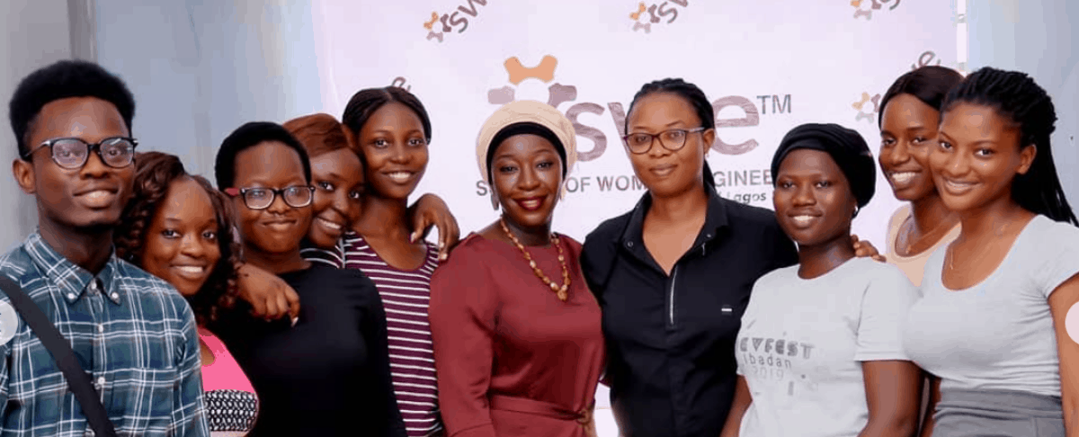 Lagos Global Affiliate Hosts International Women's Day Event