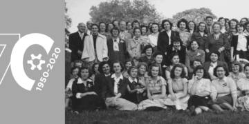 SWE Stories: Tales from the Archives: SWE Celebrates 70th Anniversary
