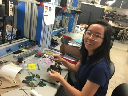 Asian Pacific American Heritage Month: Highlighting Asian American Engineers Pt. 3