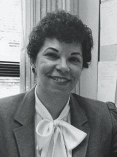 Marta Kindya headshot