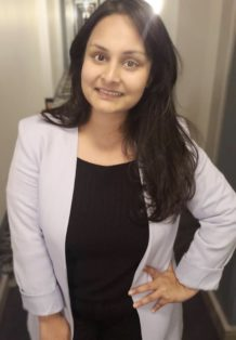 Sreyoshi Bhaduir- APAHM