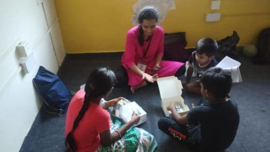 What I Learned Leading Biology Outreach for Kids in Chennai biology outreach