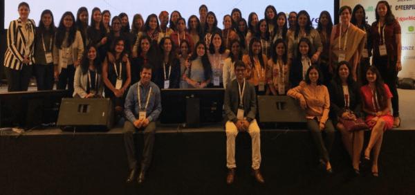 Global WE Local group award winner John Deere India team at WE Local India 2019