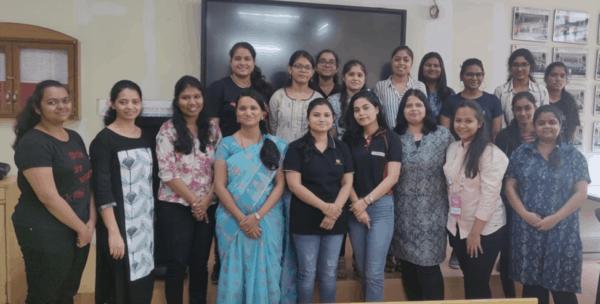 Global WE Local group award winners SWE Pune Affiliate and SWE MIT-WPU