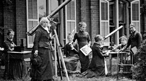 6 Women Pioneers of Ocean Exploration - Maria Mitchell