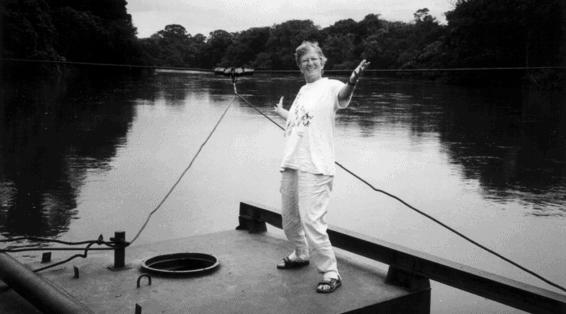 6 Women Pioneers of Ocean Exploration - Katy Payne