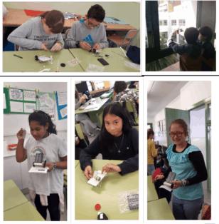 Keysight Spain's Successful After-School Programs Before COVID-19 keysight