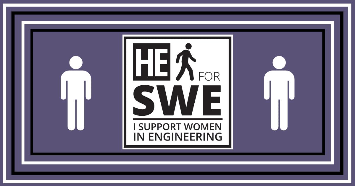 he for SWE / heforSWE image