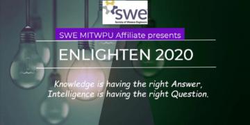 Reflecting on SWE MIT-WPU's Online Event - Enlighten 2020