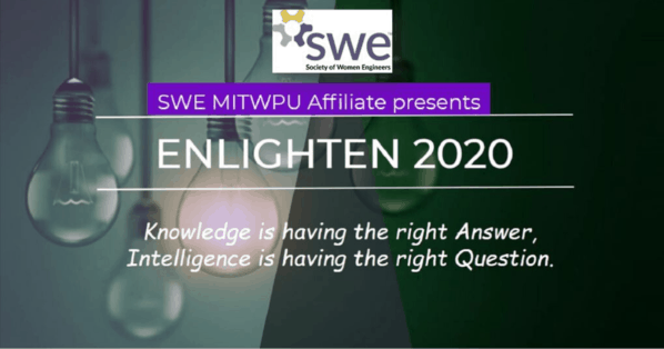 Reflecting On Swe Mit-wpu's Online Event – Enlighten 2020