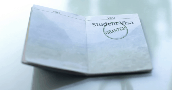 student visa image