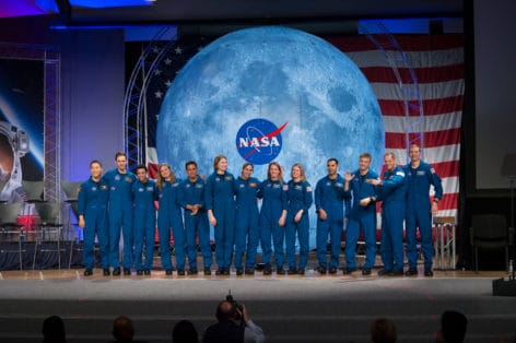 Bringing Gender Equity To Space