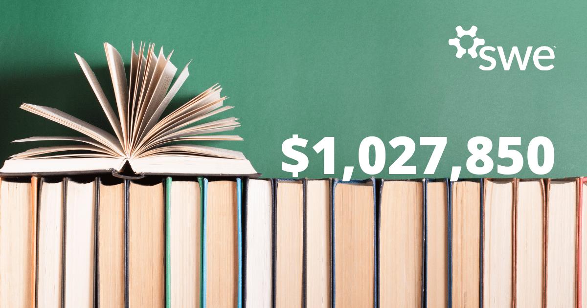 Swe Awards Over $1 Million In Scholarships