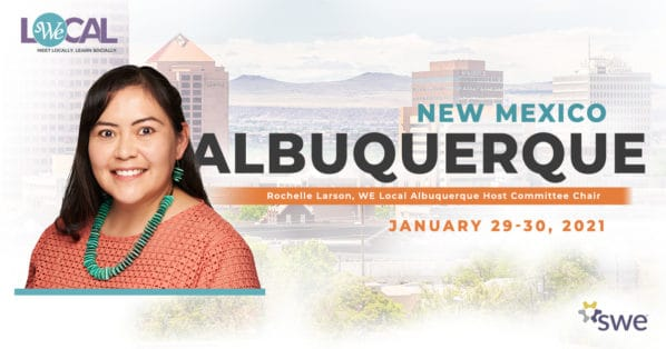 What Are The 2021 We Local Host Committee Albuquerque Members Most Excited About?
