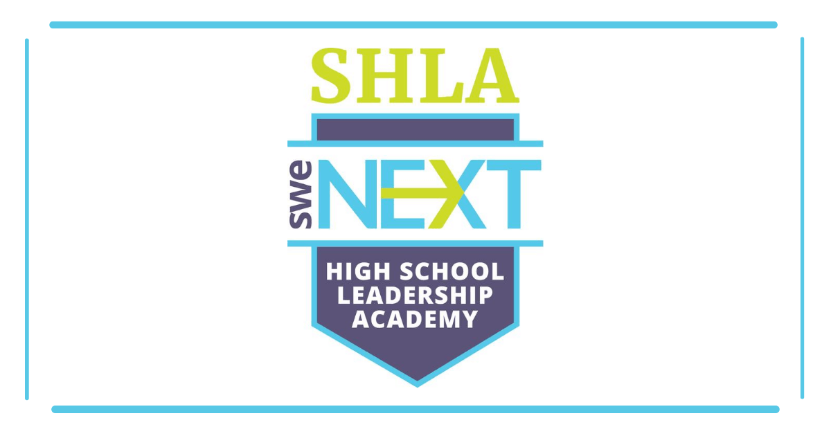 SWENExt High School Leadership Academy SHLA logo