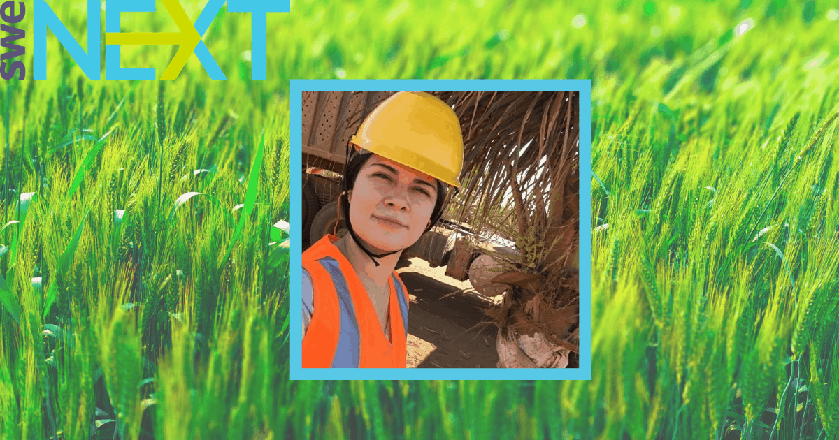 Day In The Life Of An Agricultural Engineer: Andrea Lima