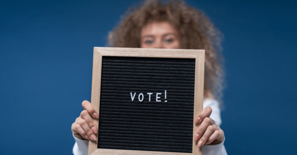 Register To Vote And Encourage Others To Register, Too!